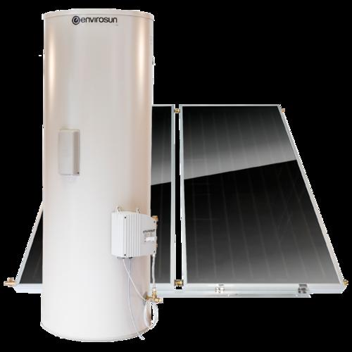 Envirosun solar hot water systems Queensland